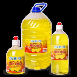 Универсальное моющее средство «№1» лимон