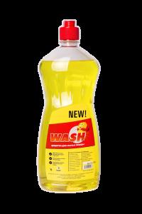 Средство для мытья посуды «WASH» лимон
